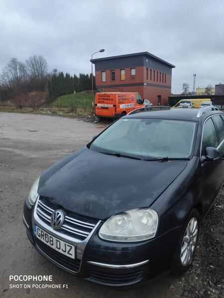 Volkswagen Golf 2008 m dalys