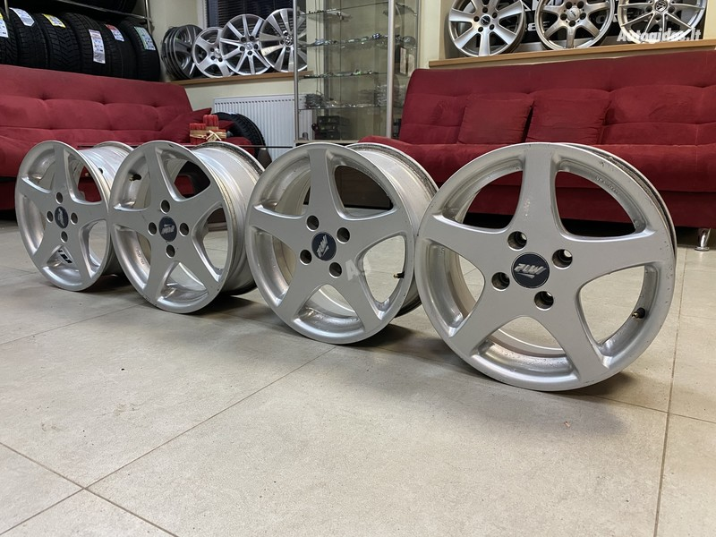 Peugeot R15 light alloy  rims