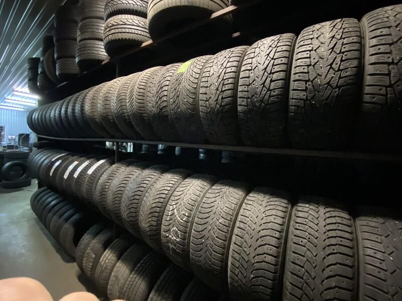 nuo 10€/vnt. R16 универсальные  шины для автомобилей