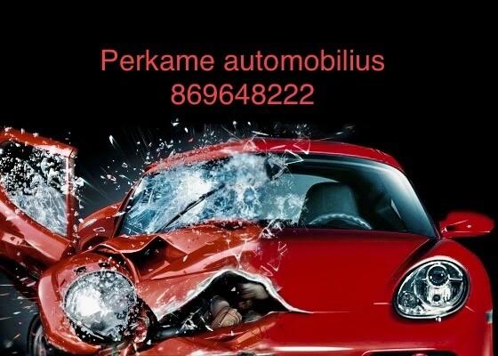 Automobilių supirkimas 869648222
