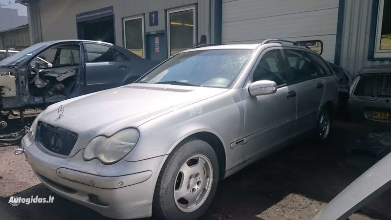 Mercedes-Benz Klasė Tel 370 2002 y parts