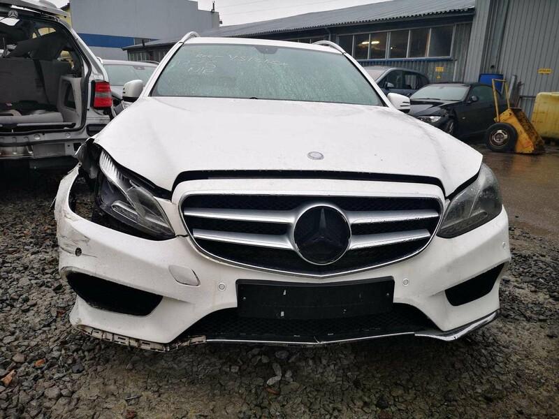 Mercedes-Benz Anglas Dalimis Tel 2015 m dalys
