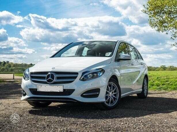 Mercedes-Benz Klasė Kolkas Yra 2014 m dalys