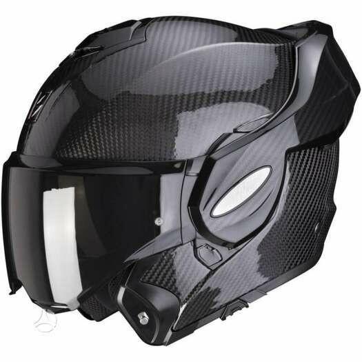 Šalmas  Scorpion EXO - TECH carbon moto