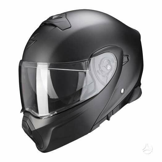 Šalmas  Scorpion EXO-930 matt black moto