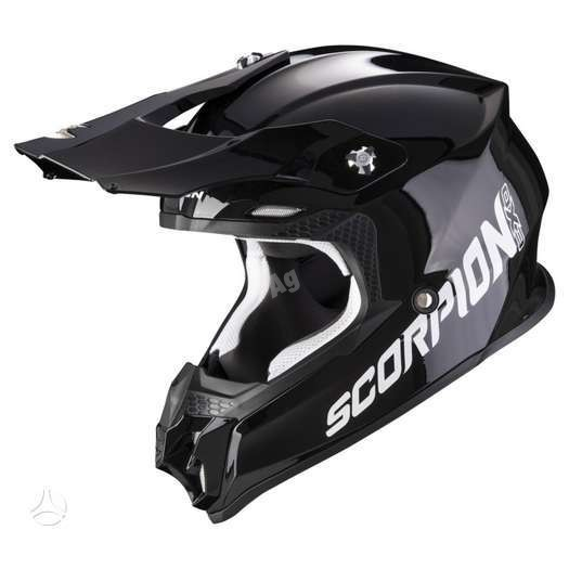 Šalmas  Scorpion VX - 16 gloss black