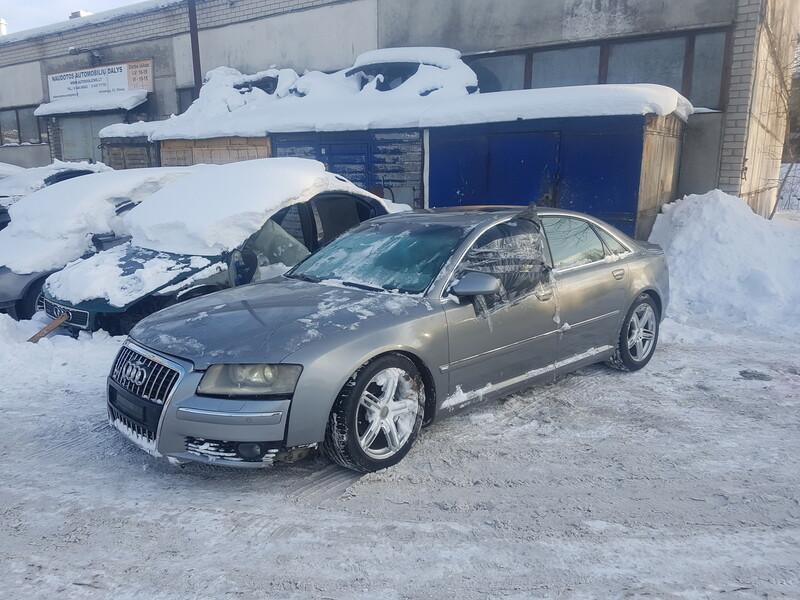 Audi A8 2005 y parts