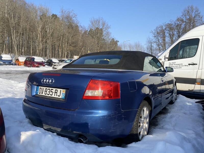 Audi A4 B6 2004 г запчясти