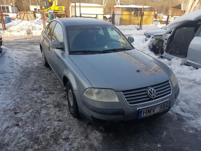Volkswagen Passat 2004 m dalys