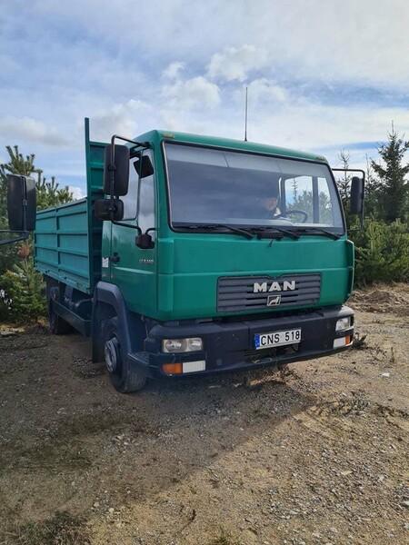 Dump truck  MAN LE 8.140 2003 y