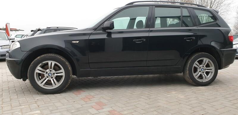 Bmw X3 d Diesel  2004 y