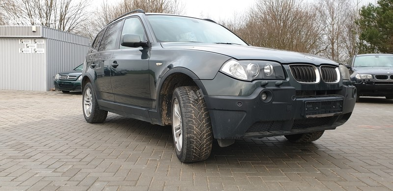 Bmw X3 d Dyzelinas  2004 m