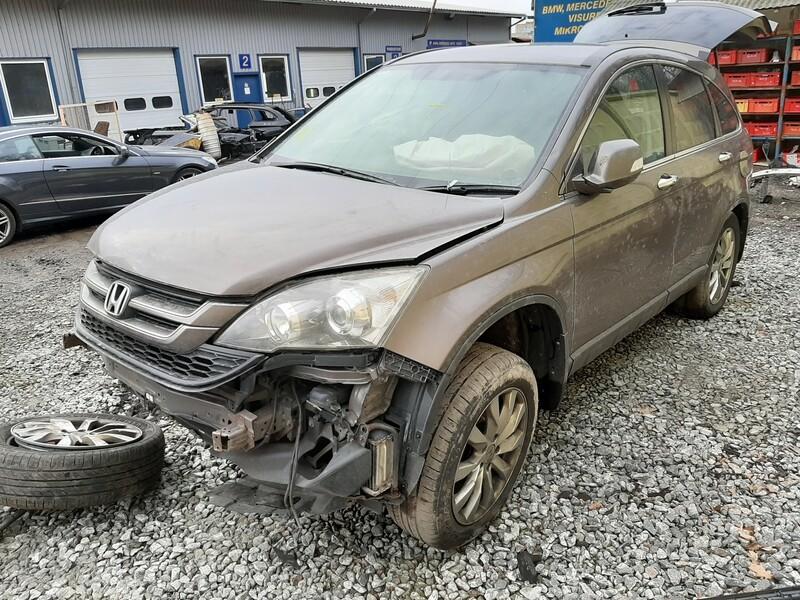 Honda Cr-V III 2012 m dalys