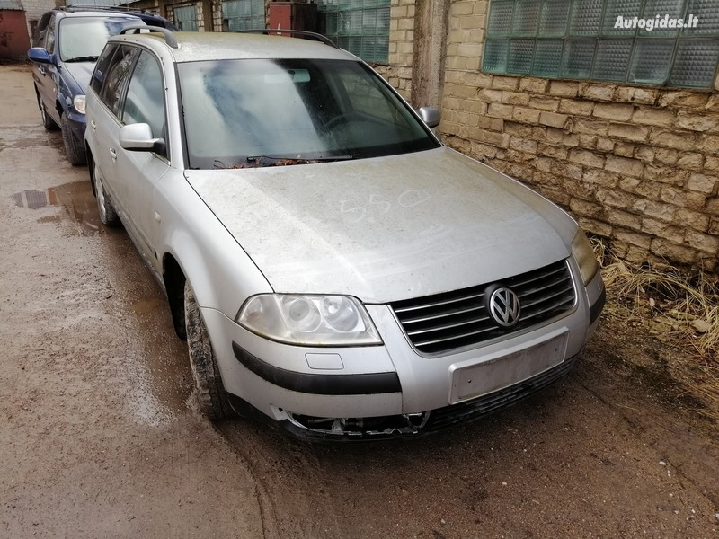 Volkswagen Passat 2002 y parts