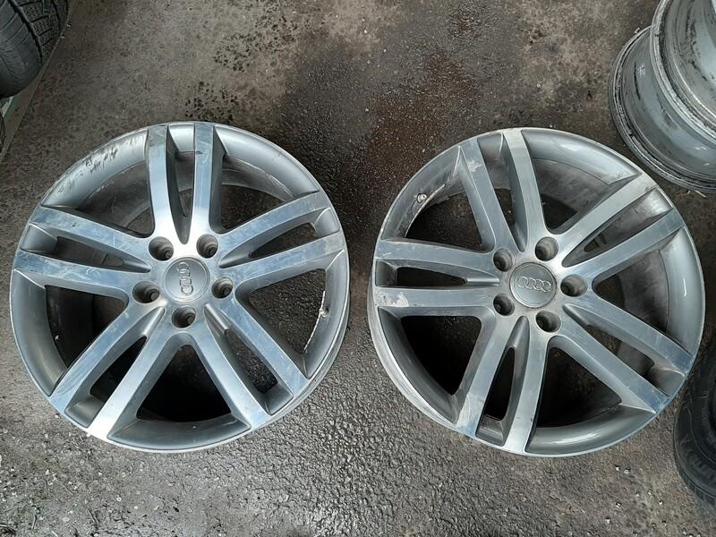 Audi Q7 R19 lengvojo lydinio  ratlankiai