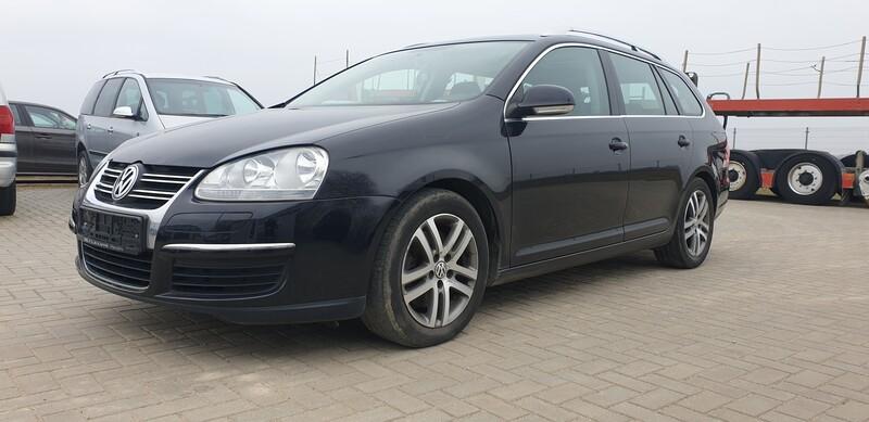 Volkswagen Golf TSI Comfortline DSG Benzinas  2009 m