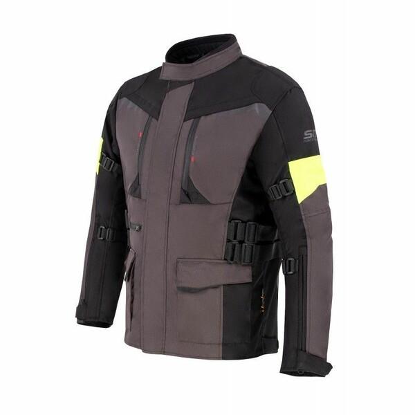 Jackets  SM - Highland Grey moto striukė