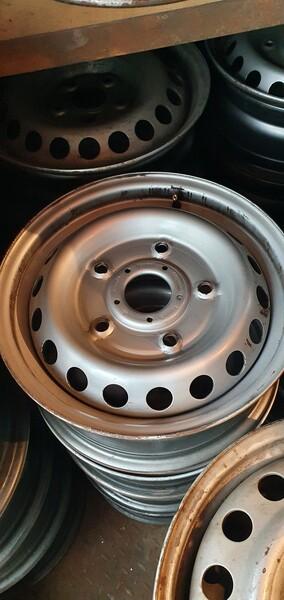 Ford R15 plieniniai štampuoti  ratlankiai