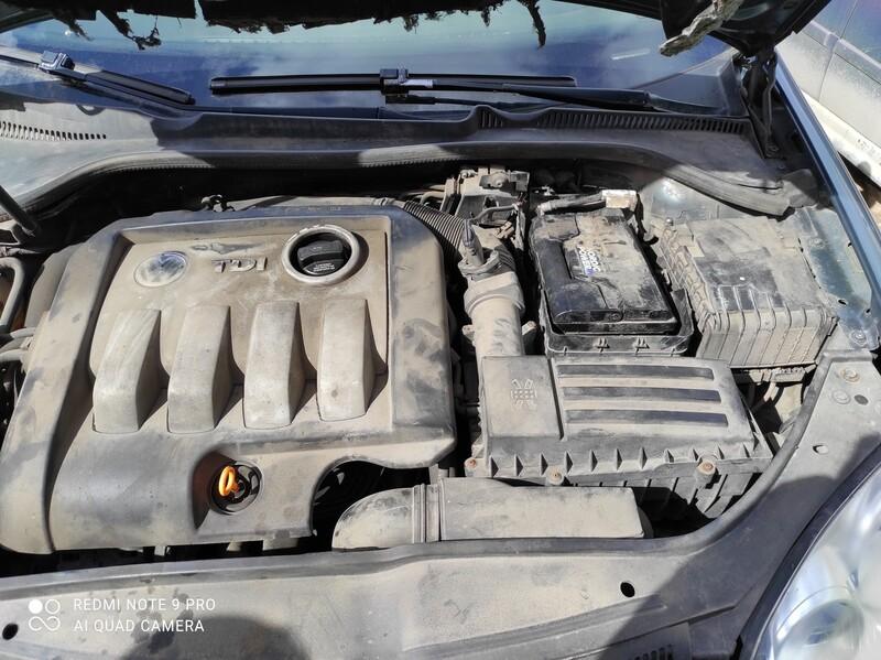 Volkswagen Jetta 2006 m dalys