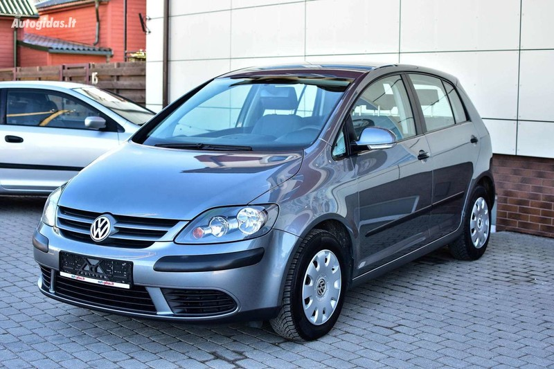 Volkswagen Golf Plus Benzinas  2006 m Hečbekas