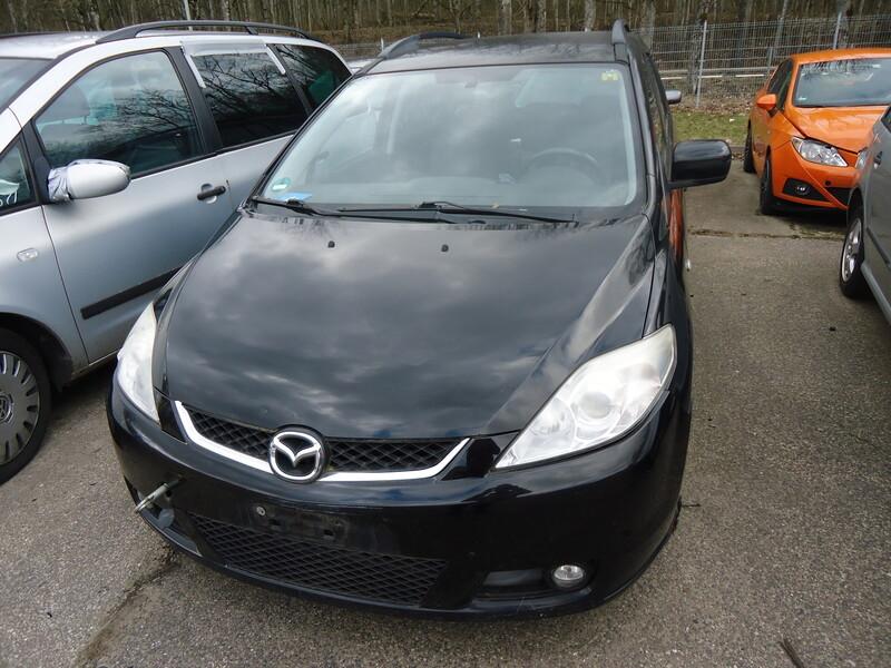 Mazda 5 I 2008 г запчясти