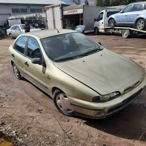 Fiat Brava 1996 m dalys