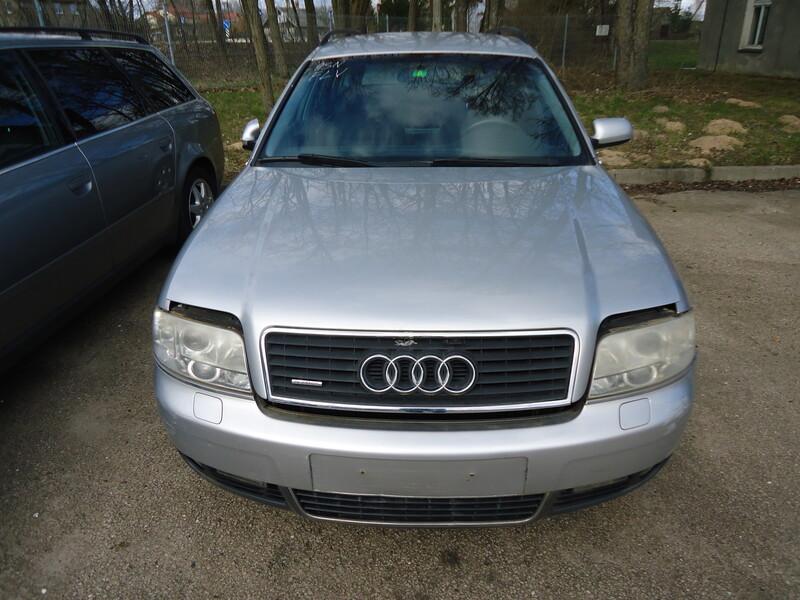 Audi A6 C5 2001 m dalys