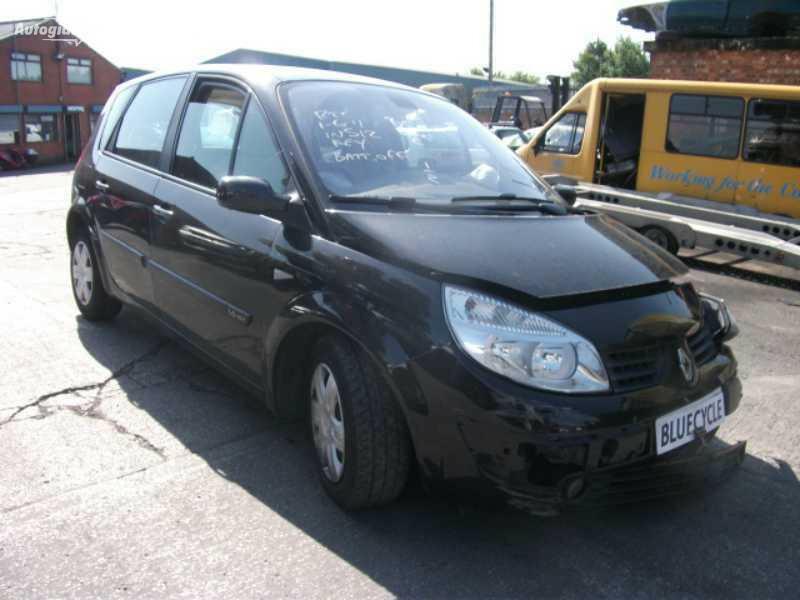 Renault Megane II Scenic 2005 m dalys