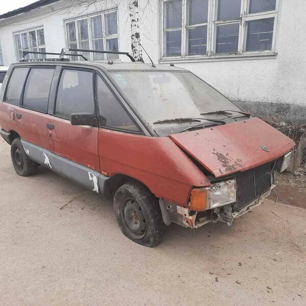 Renault Espace 1987 m dalys