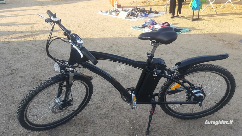 Elektrinis dviratis  Kita