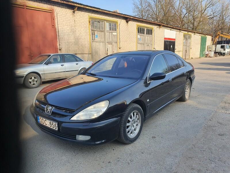 Peugeot 607 2.2 BENZINAS 116 KW 2002 m dalys