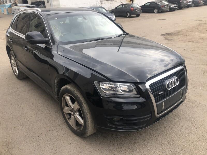 Audi Q5 2009 m dalys