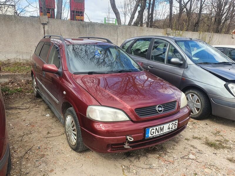 Opel Astra 1.7 DYZELIS 55KW 2001 y parts