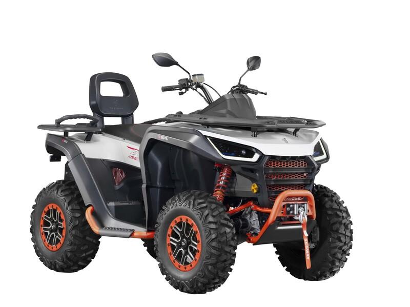 Keturratis  Segway Snarler AT6 L 2021 m motociklas