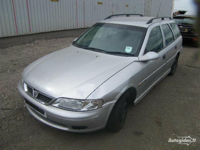 Opel Vectra B 1999 y parts