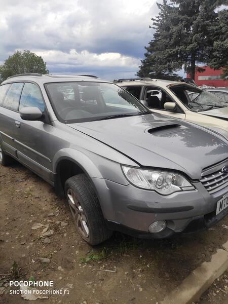 Subaru Outback 2009 m dalys