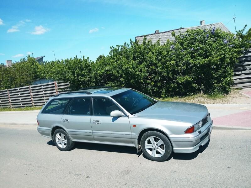 Mitsubishi Sigma Benzinas  1993 m Universalas