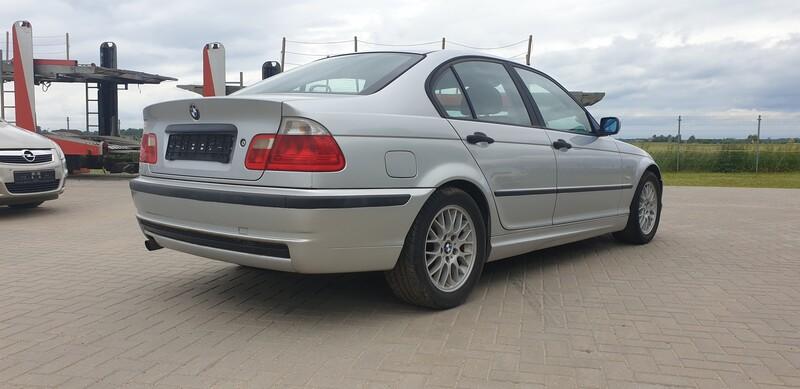 Bmw 316 i Benzinas  1999 m