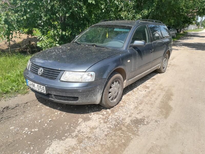 Volkswagen Passat 1998 m dalys