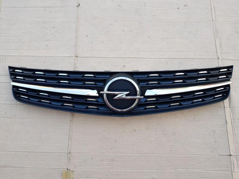 Opel Zafira Life 2020 y parts
