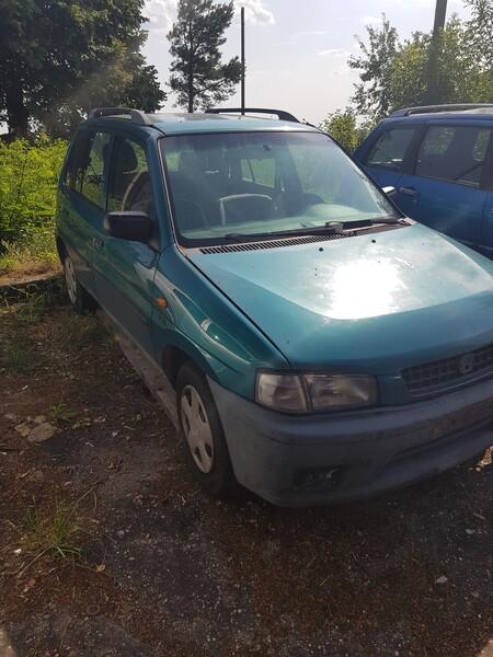 Mazda Demio 1999 m dalys
