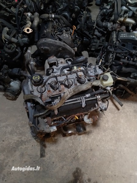 Mazda Mpv 2002 y parts