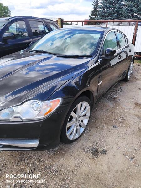 Jaguar Xf 2007 y parts