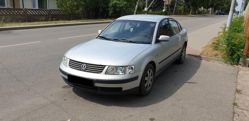 Volkswagen Passat 81 kW 1999 m dalys