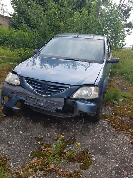 Dacia Logan I (2004-2012)  2006 m dalys