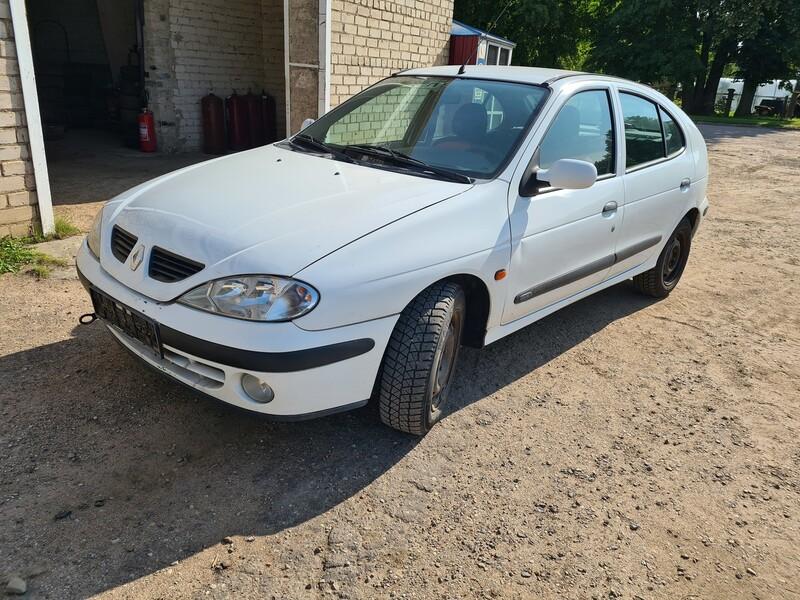 Renault Megane 2002 m dalys