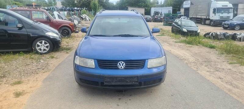 Volkswagen Passat 2000 m dalys