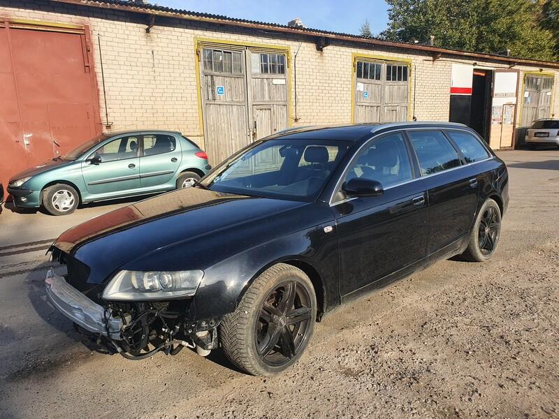 Audi A6 C6 3.2 BENZINAS 188 KW 2006 m dalys