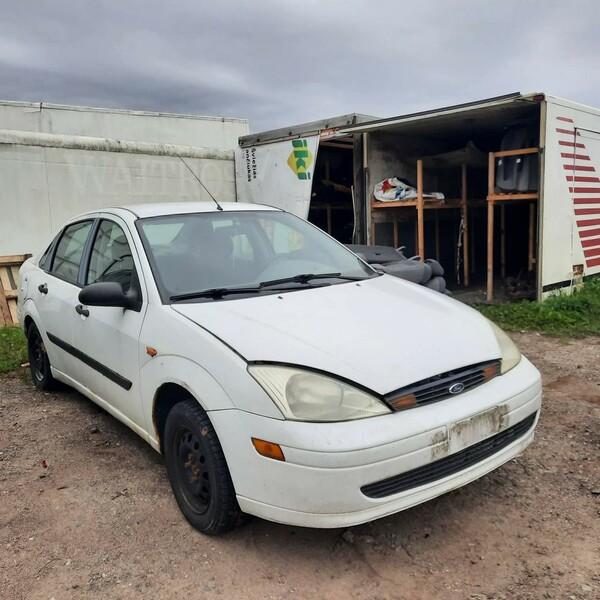 Ford Focus 2001 m dalys