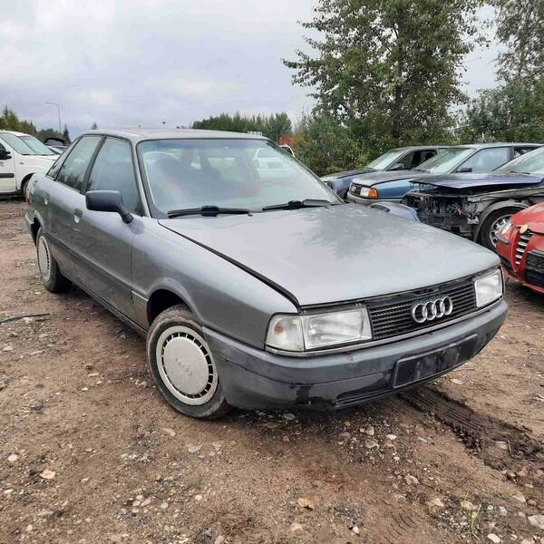 Audi 80 1991 m dalys